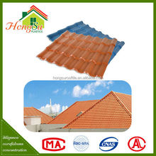 Excellent waterproof performance architectural roof shingle colors