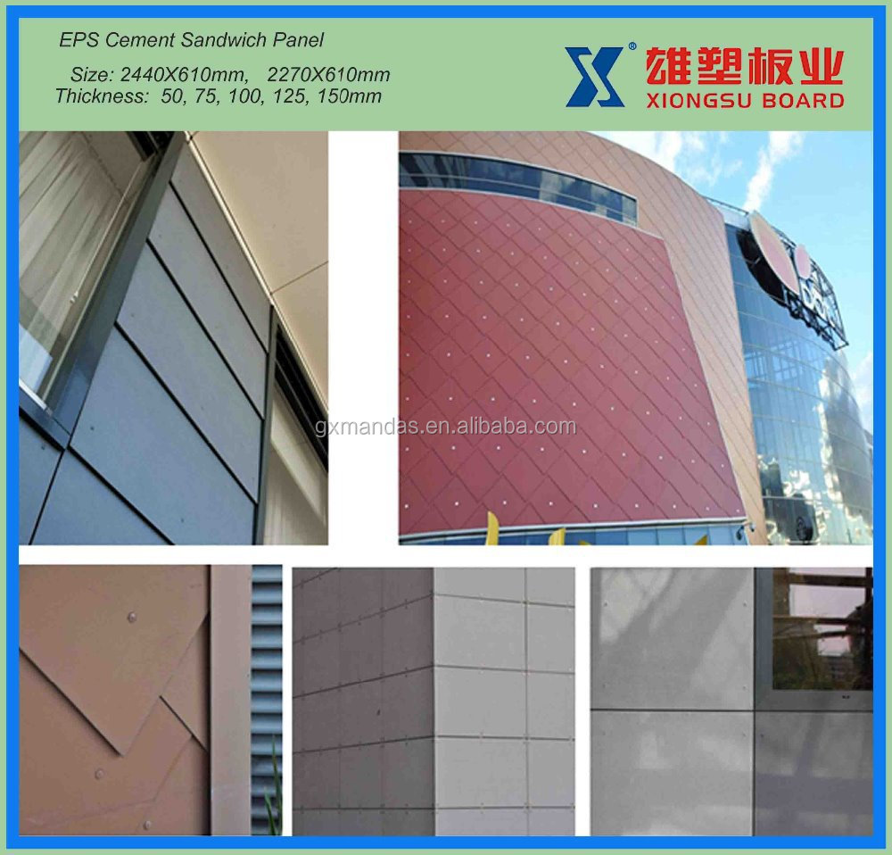 Brick Cement Board : Exterior brick cement board fiber for