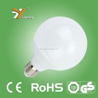 B95AP Hot Sale CE-LVD/EMC, RoHS, TUV-GS 1100LM E27 12W smd Plastic LED lamp Bulb unique designed