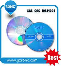 Dvd en blanco / DVD en blanco a granel / barato en blanco CD DVD venta al por mayor