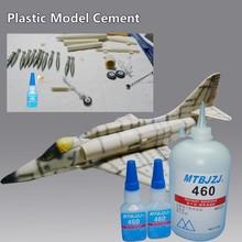 Instant Bond Glue for Plastic Model Assembling