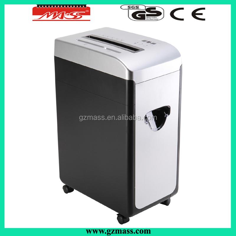 paper shredders machine