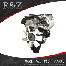 Bajo precio al por mayor de alta calidad motores usados diesel