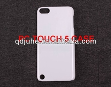 hot sell people love phone case for IPOD TOUCH 5 cover,PC Material plain phone case for IPOD TOUCH 5