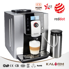 Top Grade Automatic Bean To Cup One Touch Cappuccino/espresso Coffee Maker