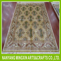 A1 silk hand made living room or prayer modern big carpet rolls in stock