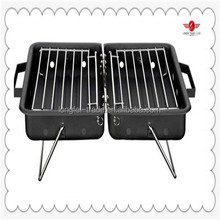 With 16years Experience Convenient Design Camping Portable Mini Charcoal Barbecue Grill