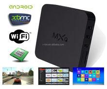 Summer sales promotion activity, competitive price Amlogic S805 mxq tv box Quad-Core Mali-450GPU Android TV Box MXQ