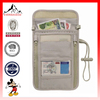 Hot Sell Travel Wallet Pouch Neck Wallet Holder Passport ID Card (ESX-LB092)
