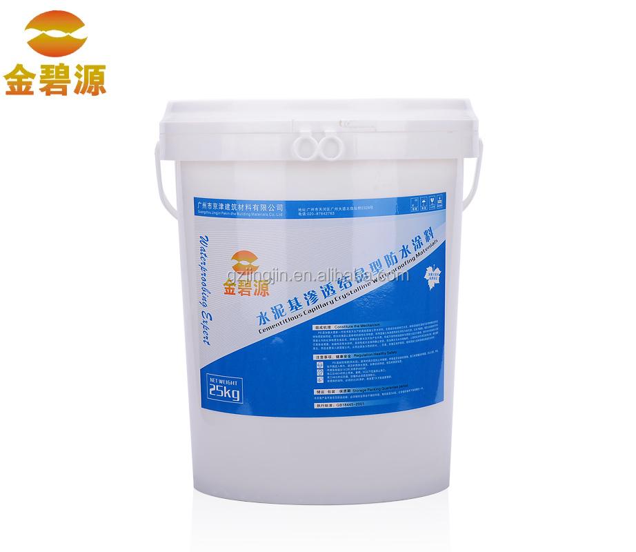 Deep Penetrating Concrete Sealer/Waterproofing