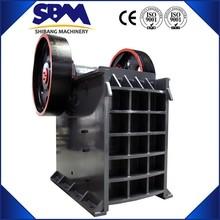 The world's best higher capacity pe 600*900 jaw crusher equipment