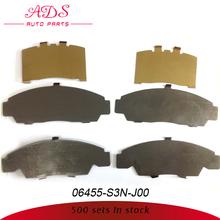Auto piezas de repuesto de freno delantero calza oem: 06455-s3n-j00