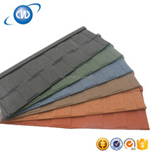 1320mm*1270mm Waterproof Metal Roof Tiles/Building Materials For House Stone Coated Roof Tile/Good Metal Roofing Materials