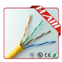 OFF10% 4 pairs UTP CAT5e lan cable with Fast Ethernet speeds