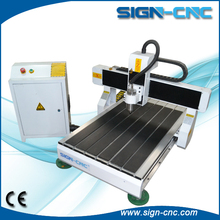 Small 4-axis cnc router / desktop machine SIGN-6090