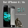 3D Curved Edge Full Coverage tempered glass screen protector for iPhone 6 / 6s