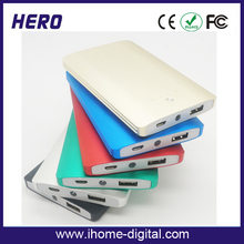 factory for sale 2600mah power bank external battery charger for ht for mobile