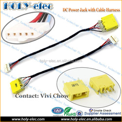 DC Power Port Jack Socket and Cable Wire for Lenovo Flex 14(PJ753)