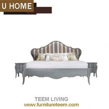 2014 new design french style bedroom furniture king size bed italy home accessories furniture