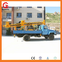 Hot selling 200m depth diesel engine drilling machine for sale