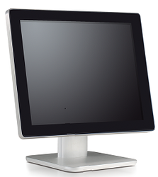 "21.5"" PCAP desktop open frame touch monitor 10 touch points advertising product"