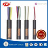 Flexible Copper wire braided screen control cable
