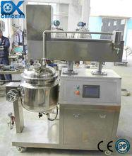 China manufacturer automatic Vacuum Homogenizing and Emulsifying mixer(CE certified)