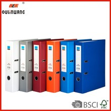 customed size pp/pvc/paper cover lever arch file