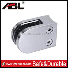 Square shape scaffolding spigot with 12mm glass