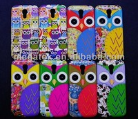 mobile phone accessories owl flexible tpu case for samsung galaxy note 3