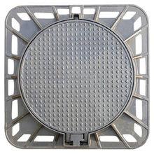 Ductile Iron manhole cover en124 d400 c250 b125