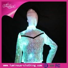 luminous fashion jacket for women spring jacket
