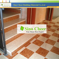 natural stone polished white marble tile,factory produced red marble floor for sale