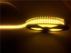 IP67/IP68 12v 5m SMD 3528 Double line IP67/IP68 led strips waterproof 1200leds with silicone tube