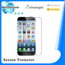manufacturer tempered glass screen protector for iphone 6 plus samsung galaxy Note4/S5 mobile phone accessory accept paypal