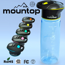 CE/EC/CIQ/FDA/SGS 750ml health care UV sterilization sports outdoor water bottle