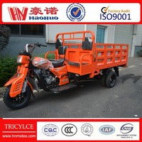 twins tire cargo box /250cc water-cooling tricyclefor cargo