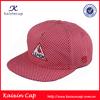 wholesale 5 panel camp cap and hat/blank flat brim 5 panel snapback hat/cap