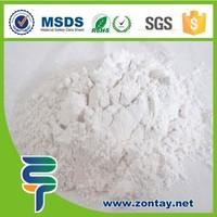 44 to 4 micron uncoated calcium carbonate