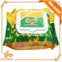Newest Hot Sale Baby Dry or Wet Wipes for Sensitive Skin Love Care for Infants