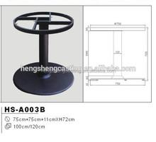Excellent patio table base, garden table base , cast iron table base