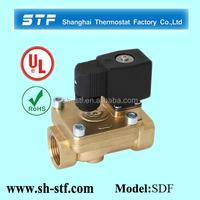 Food Machine Water Valve SDF Brass Water Solenoid Valve