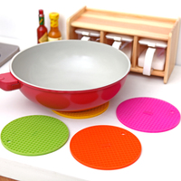insulation household coasters/cup/dish/coffee placemat disc heat pad