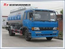 Dongfeng 4 x 2 usado em massa cimento petroleiro caminhão
