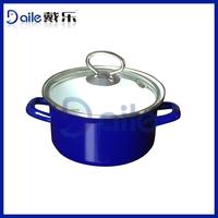 Enamelware Casserole cast iron cookware set