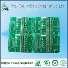 pwbA DIP energy meter circuit board pcb assembly