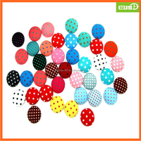 Different kinds knot buttons for cloth button