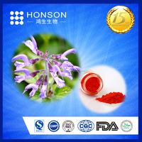 Salvia Miltiorrhiza Bunge Powder/Danshen Root Powder/Red Sage Root Powder