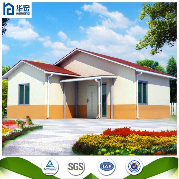 Modern two bedroom prefab houses ready made houses view for 1 bedroom prefab homes