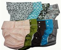 Ohbabyka All in One Size Cartoon Patterns Waterproof PUL adult japanese diapers
